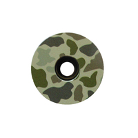 "Head Stem Cap Alloy with Screw 1-1/8"" Toopre Camo Pattern H"