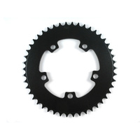 Chainring Single Fixie 110BCD x 3/32 x 46T Shun