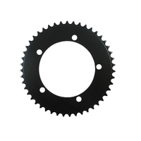 Chainring Track Single Fixie 130BCD x 3/32 x 47T Shun