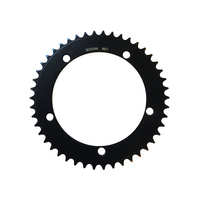 Chainring Track Single Fixie 144BCD x 1/8 x 46T Shun
