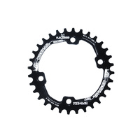 Chainring Single MTB 96BCD x 32T 7075T6 Asymetric Wide Narrow 9 - 12 Speed Snail