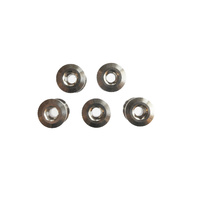 Chainring Bolt Set Single 3.5mm Titanium Grade 5