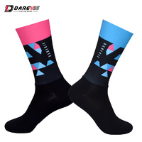 Socks Premium Unisex Breathable with Powerband Upper Multi-Coloured