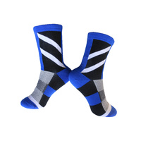 Socks Cycling Summer Breathable EU 38 - 44 RBAO Blue