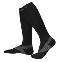 Socks Compression Spakct Premium Black Long S14A22