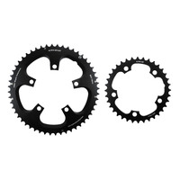 Chainring Set 9/10 Speed 36/46T x 110BCD Shun SS-9202