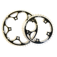 Chainring Set 9 - 11 Speed 38/48T x 110BCD Shun SS-9202