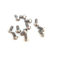 Disc Brake Rotor Bolt Set Tiremet Titanium Grade 5