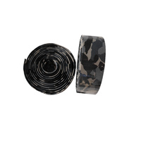 Handlebar Tape Velo EVA Self Stick Marble Black/Grey Camo VLT-001-92