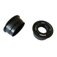 Bottom Bracket Cups Nylon - BB386 46mm to Shimano H11 Cranks First Y24SP