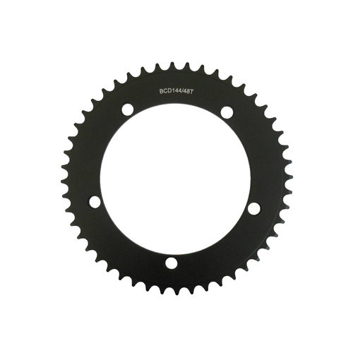 Chainring Track Single Fixie 144BCD x 1/8 x 48T Shun