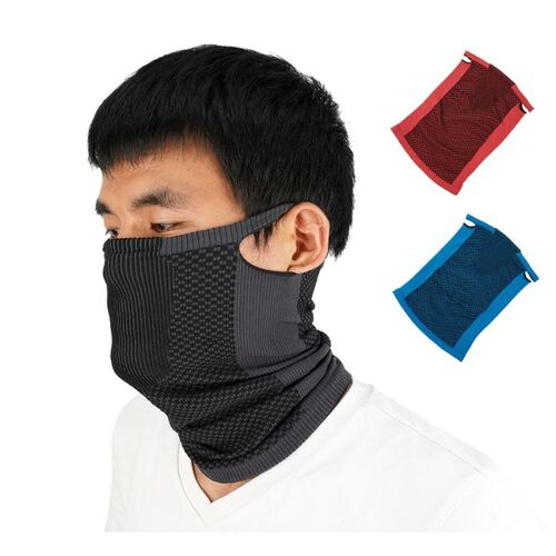 Cycling Face & Neck Warmer Anti-Bacterial DVA042